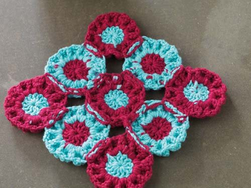 Crochet Trivet
