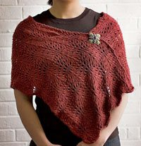 Knitting What Does No Stitch Mean : Lace Knitting Patterns: What Does No Stitch Mean? Knitting Daily