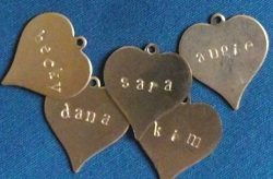 A Stampers Dozen 13 Ideas For Metal Stamping Jewelry And Personalized Gifts