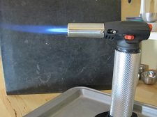 when to use a max flame butane micro torch