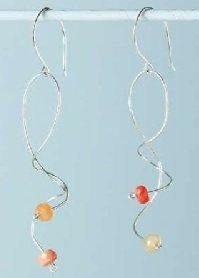Make Quick Easy Jewelry To 101 Stylish Wire Earrings And Ear Wires