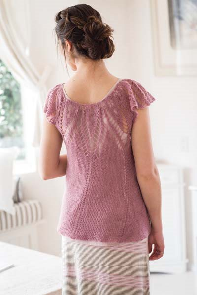 Crochet So Lovely: Lace Crocheted Pullover