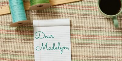 Ask Madelyn