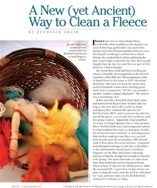 how to clean fleece