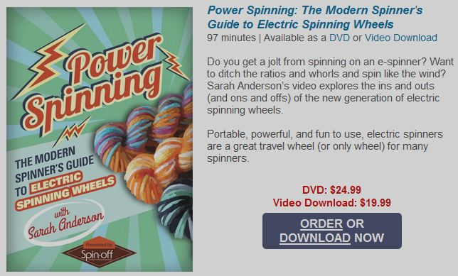Power Spinning
