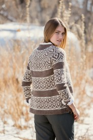 Alexis Winslow Chrysler Cardigan 2