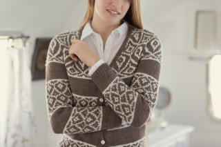Alexis Winslow Chrysler Cardigan 5