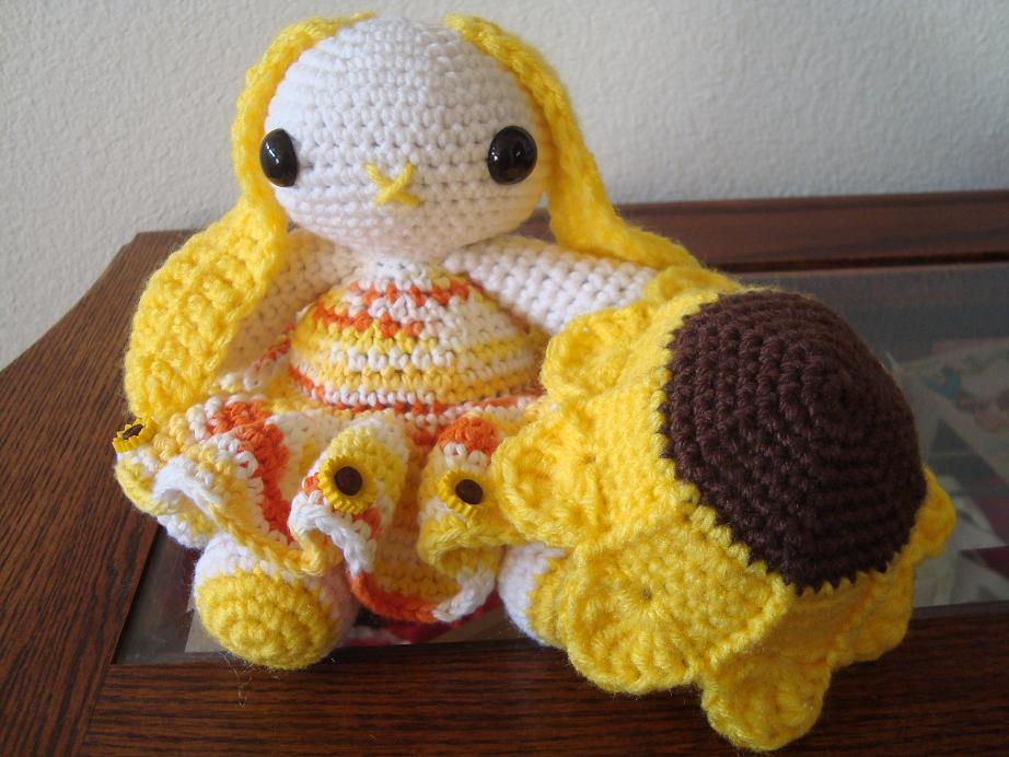 Amigurumi-Doll-Sunny