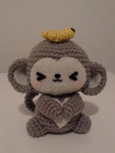 Amigurumi-Monkey-Kiki