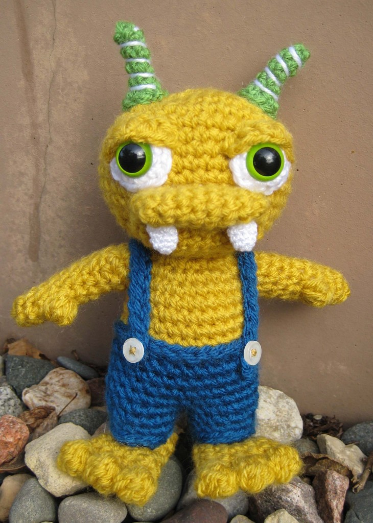 Amigurumi-Roy-Doll