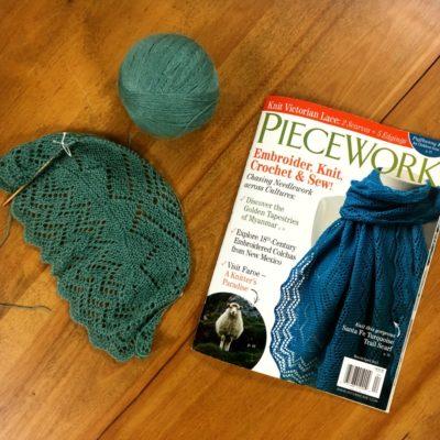 santa fe turquoise trail scarf