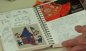 Anita's Notebook