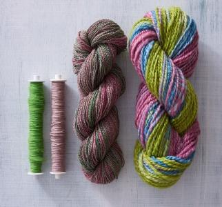 plied yarn