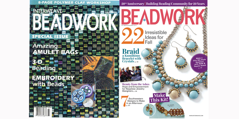 Thankful for 20 Years! <em>Beadwork</em> Celebrates 20 Years of Publication