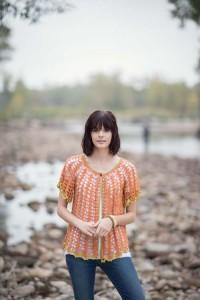 Arrowhead Cardigan: Lace Crochet Cardigan