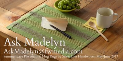 Ask Madelyn Green 1 MayJune2017