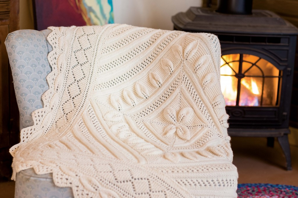 Ava Coleman Cottage Baby Blanket 2