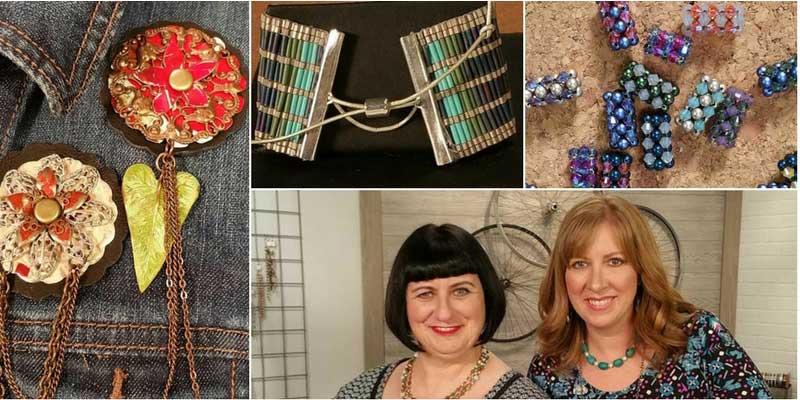 <em>Beads, Baubles &#038; Jewels</em>: Unconventional Art