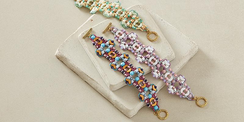 Wild Sage Bracelet by Debora Hodoyer