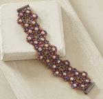 Protea Flower Bracelet by Iulia Postica