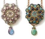 Project of the Week: English Garden Earrings by Debora Hodoyer