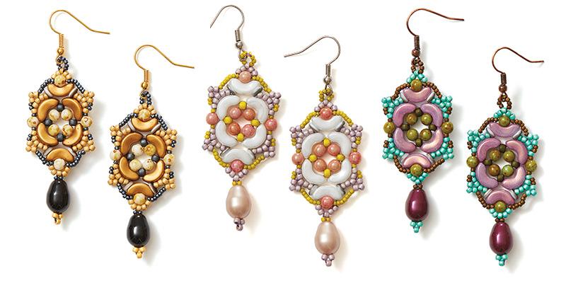 English Garden Earrings