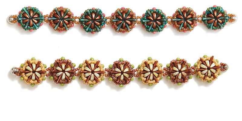 Protea Flower Bracelet