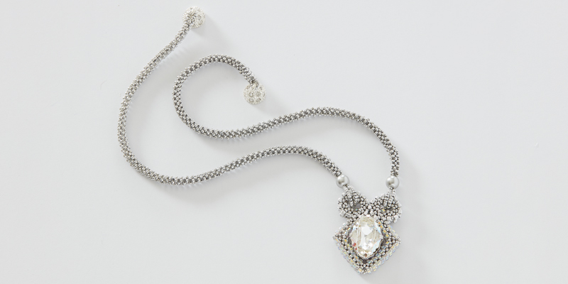 Melissa Grakowsky Shippee's Silver Twilight Necklace