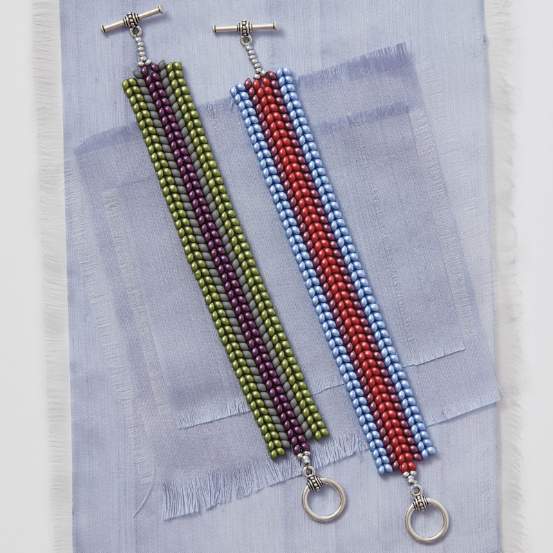 Even a Quick + Easy Beadwork Project Can Still Teach You New Beading Skills
