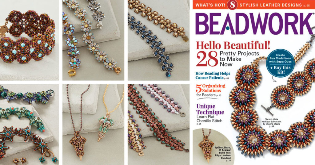 Top 10 Reasons to be a Tech Editor at <em>Beadwork</em>