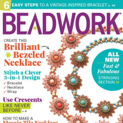 Beadwork April May 2017 Magazine Issue