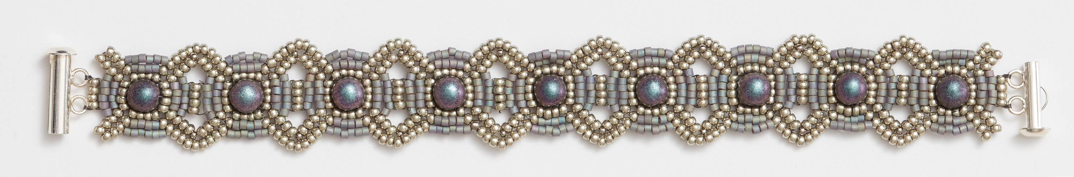 How to Make Celestial-Inspired Beaded Bracelet