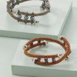 How to Make Beaded Bracelets, Prismatic Right-Angle Weave and Other Bead-Weaving Stitches