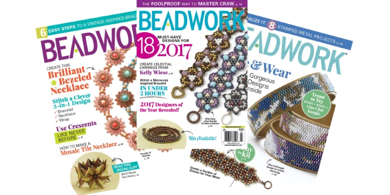 8 Beading Projects to Love -- Without Shaped Beads!