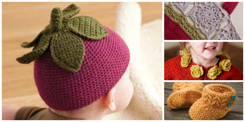 9 Free Crochet Baby Patterns: How to Crochet for Baby and More