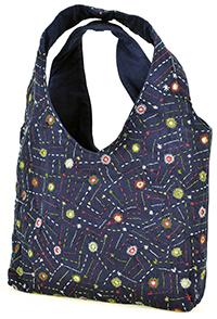Rabari embroidered tote bag made by artisans of Kala Raksha