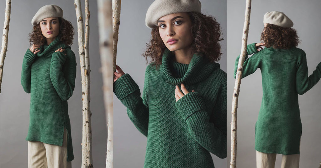 Pattern of the Week: Balsam Pullover