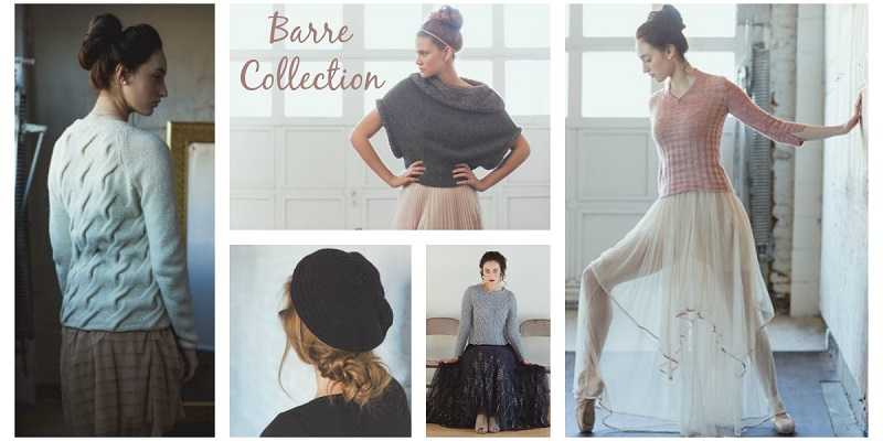 Knitting Patterns: Graceful, Ethereal Beauty