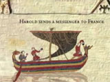 Ship from the Bayeaux Tapestry