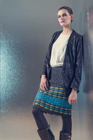 Crochet Beachcomber Skirt