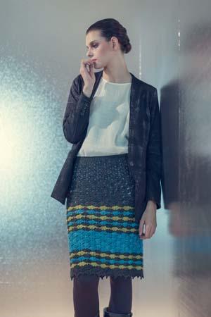 Beachcomber Crochet Skirt