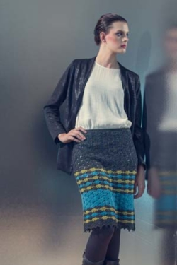 Beachcomber Skirt Crochet Pattern