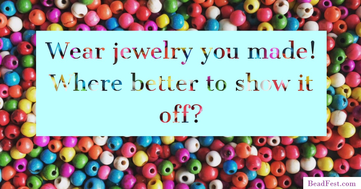 editors' tips for attending Bead Fest and other jewelry shows