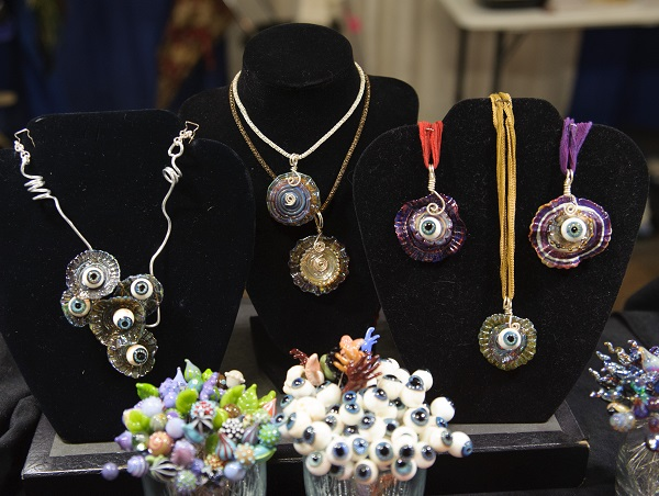 jewelry at Bead Fest