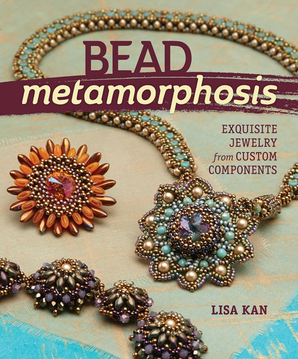 Interweave Editors' 10 Favorite Beading Books. Bead Metamorphosis by Lisa Kan