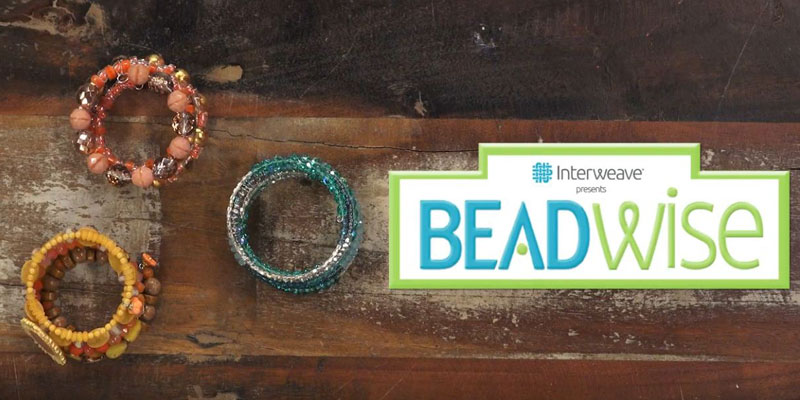 BeadWise Video: Making Memory Wire Bracelets