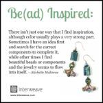 Bead Inspired: Michelle McEnroe Shares What Inspires Her Creativity