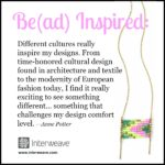 Bead Inspired: Anne Potter and Global Curiosity