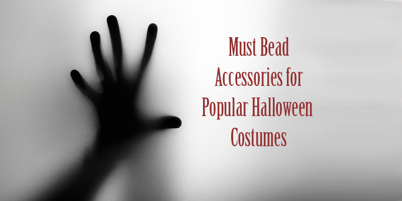 bead up your halloween accessories with these beautiful beaded designs