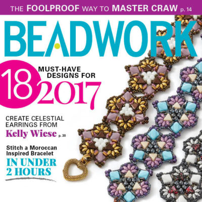 Beadwork Feb/Mar 2017